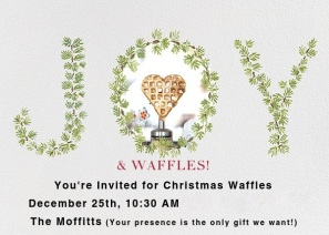 christmas-waffles